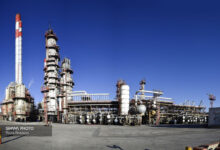Photo of Iranian HTSC Catalysts Loaded at Hydrogen Units of Isfahan Refinery