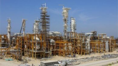 Photo of South Pars Phase 14 Refinery Operational Next Year