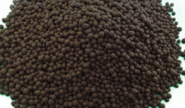 Photo of Granular organic fertilizer